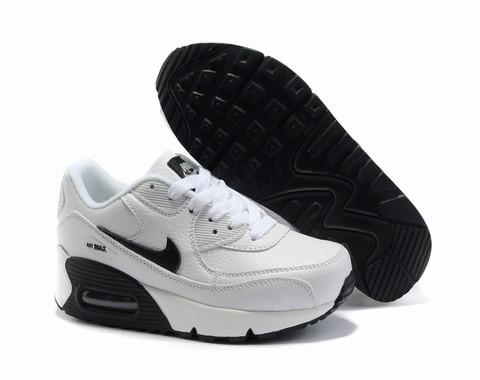 Nike Air Max 90 Blanche Cuir