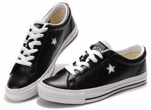 Modele Noir Converse Chaussure Talon Compens chaussure OPZukiX