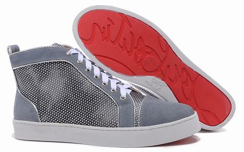 paire de chaussure louboutin homme