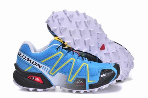 avis chaussure salomon valtimo