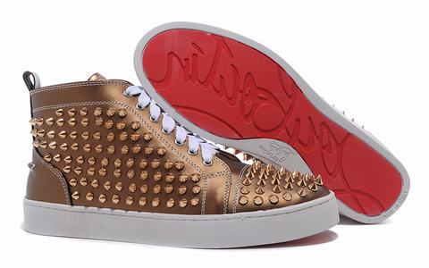 chaussure louboutin femme hiver