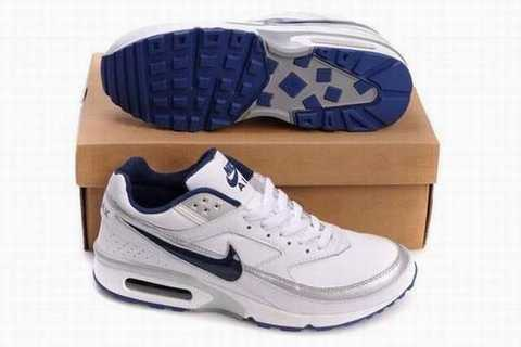 Nike Air Max BW chaussure requin pas chere toute blanche